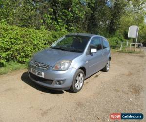 Classic Ford Fiesta 1.25 2006.5MY Zetec Climate for Sale