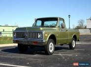 1972 Chevrolet Other Pickups Custom K10 for Sale