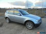 BMW X3 2.0d 2005MY SE for Sale