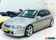 2000 Holden Berlina VX HDT AERO SIGNATURE Champagne Manual M Sedan for Sale