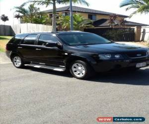 Classic Ford Territory  for Sale