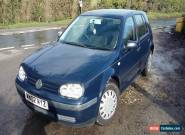volkswagen golf 1.4 5 door for Sale
