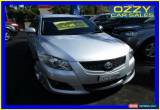 Classic 2007 Toyota Aurion GSV40R Sportivo SX6 Silver Automatic 6sp A Sedan for Sale