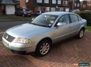 VOLKSWAGEN PASSAT HIGHLINE TDI 100 LEATHER VW SPARES OR REPAIR for Sale