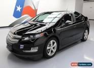 2013 Chevrolet Volt Base Hatchback 4-Door for Sale