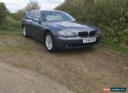 2006 BMW 7 Series 3.0 730d SE 4dr for Sale