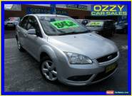 2008 Ford Focus LT LX Silver Automatic 4sp A Sedan for Sale