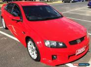 2007 Holden Commodore SV6 HSVi ``INDIVIDUAL`` Automatic 5sp A Sedan for Sale