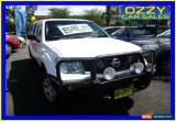 Classic 2007 Nissan Navara D40 RX (4x4) White Manual 6sp M Dual Cab Pick-up for Sale
