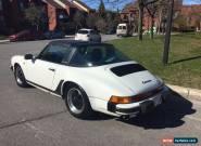 1985 Porsche 911 Grand Prix for Sale