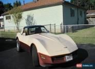 1981 Chevrolet Corvette 2-Door Coupe for Sale