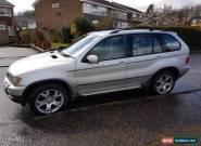 BMW X5 DIESEL SPORT , 2001 for Sale