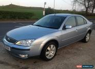 ford mondeo 2.0 tdci zetec 130 diesel 2006 for Sale