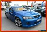Classic 2010 Holden Commodore VE II SS Blue Automatic 6sp A Wagon for Sale