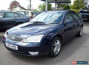2003 FORD MONDEO ZETEC TDCI  for Sale