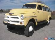 1954 Chevrolet Suburban for Sale