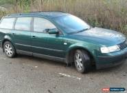 2000 VOLKSWAGEN PASSAT SPORT 20V TURBO GREEN for Sale