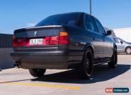 BMW 540i V8. FULLY RESTORED. SHOW CAR. for Sale
