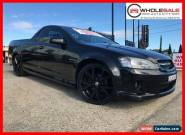 2008 Holden Commodore ss utility 6.0l Black Manual M Utility for Sale