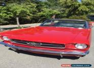 1965 Ford Mustang Base Convertible 2-Door for Sale