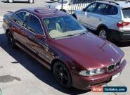 BMW 535I V8, IMMACULATE EXAMPLE, FULLY OPTIONED, REG & RWC, TRADE INS WELCOME for Sale