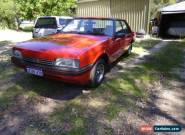 XF Ford Falcon S-PACK 1985 for Sale