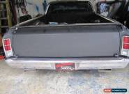 Chevrolet: El Camino 454 for Sale