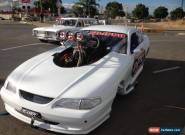 FORD MUSTANG 2000 BURNOUT DRAG CAR  for Sale