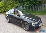 2001 BMW 525 I SPORT BLACK for Sale
