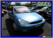2003 Ford Focus LR CL Blue Manual 5sp M Sedan for Sale