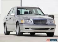 1998 Mercedes-Benz C-Class Base Sedan 4-Door for Sale