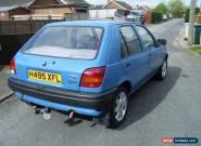 1990 ford fiesta mk3 4 door for Sale