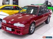 1988 Holden Commodore Berlina Burgundy Automatic 3sp A Sedan for Sale