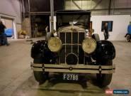 1928 FRANKLIN LIMOUSINE  7 PASS. for Sale