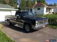 1984 Chevrolet C/K Pickup 1500 for Sale