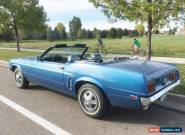 1969 Ford Mustang Base Convertible for Sale
