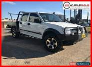 2005 Holden Rodeo RA MY05 LX Cab Chassis Crew Cab 4dr Man 5sp 4x4 1113kg 3.0DT for Sale