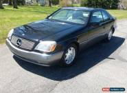 1994 Mercedes-Benz S-Class Base Coupe 2-Door for Sale