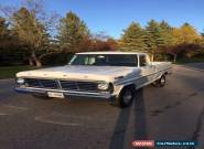 1967 Ford F-100 Short Box for Sale