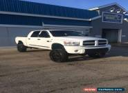 Dodge : Ram 2500 Laramie for Sale