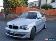 BMW 1 SERIES 2.0 118D SE 5D 143BHP for Sale