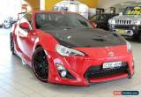Classic 2013 Toyota 86 ZN6 GTS Red Manual 6sp M Coupe for Sale