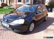 2007 Vw Golf Mk 5 1.9 Tdi for Sale