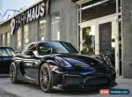 2016 Porsche Cayman GT4 Coupe 2-Door for Sale