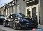 2016 Porsche Cayman GT4 Coupe 2-Door for Sale