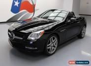 2013 Mercedes-Benz SLK-Class Base Convertible 2-Door for Sale