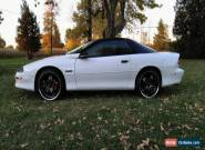 1995 Chevrolet Camaro T-Top, 6-speed manual Z28 for Sale