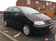 Automatic vw sharan 1.9 tdi 7 seats mpv family car for Sale