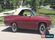 Buick: CENTURION CONVERTIBLE SPORT COUPE for Sale
