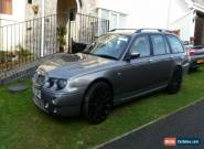 2004 MG ZT-T+ 190 One of the best available TV, Rear DVD, Tow bar 90K Full MOT  for Sale